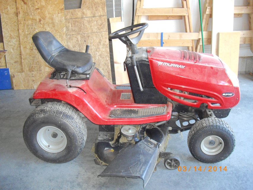 Riding Mower - Stuff For Sale in Elizabethtown, KY - Claz.org